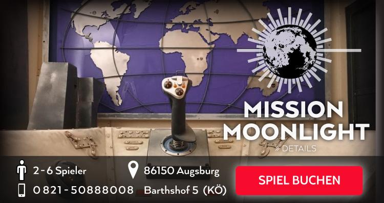 Escape Game Mission Moonlight buchen