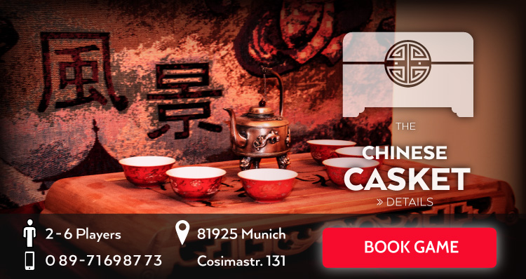 Escape Game - The Chinese Casket