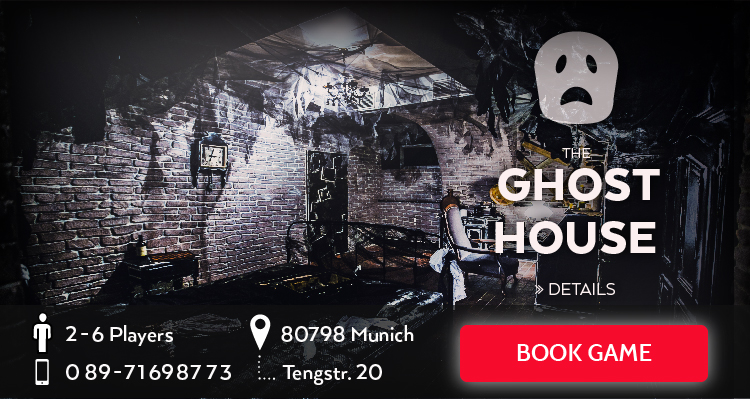 Escape Game Munich The Ghost house