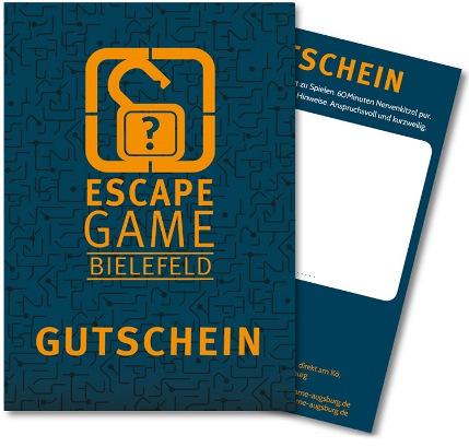 Escapegame Bielefeld voucher