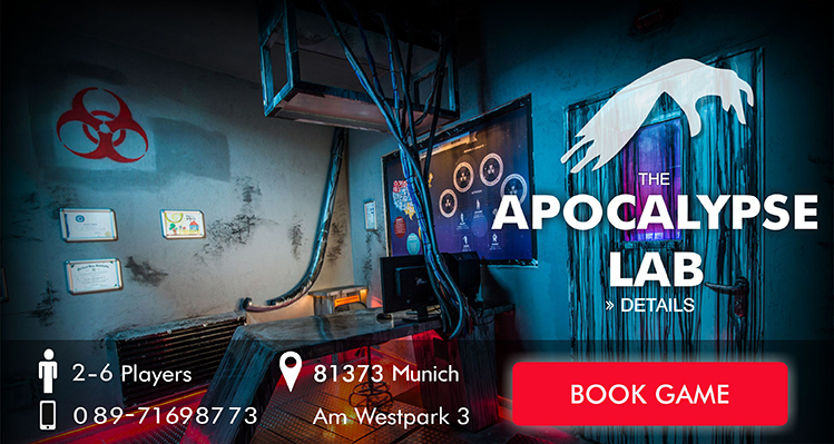 Escape Game München Apocalypse Lab