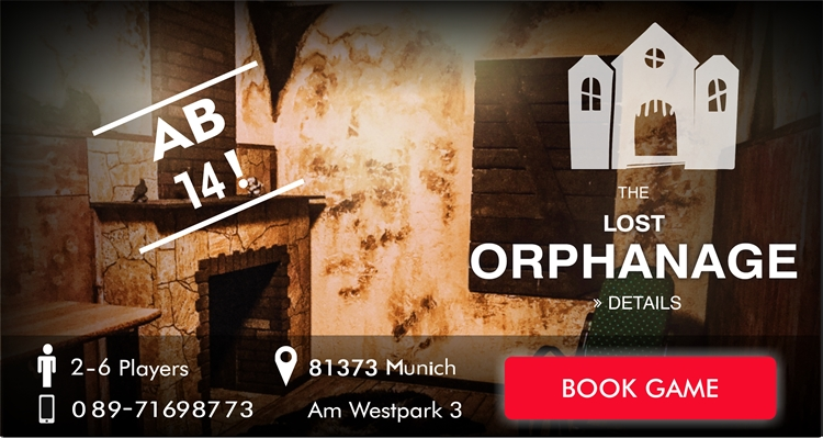 EscapeGame Munich the lost orphanage