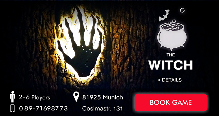Escape Game Munich The Witch
