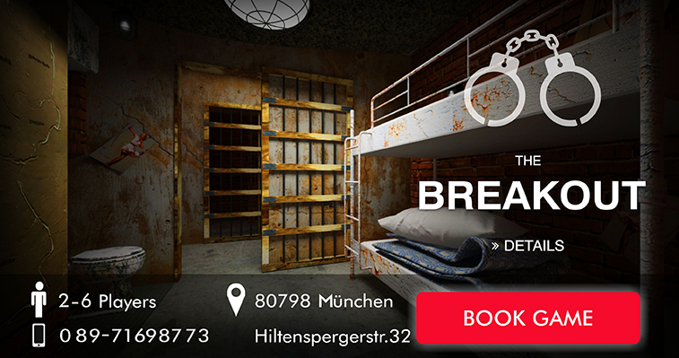 The Breakout Escape Game Munich