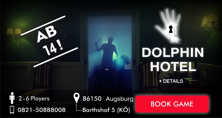 Escape Game The Dolphin Hotel Augsburg