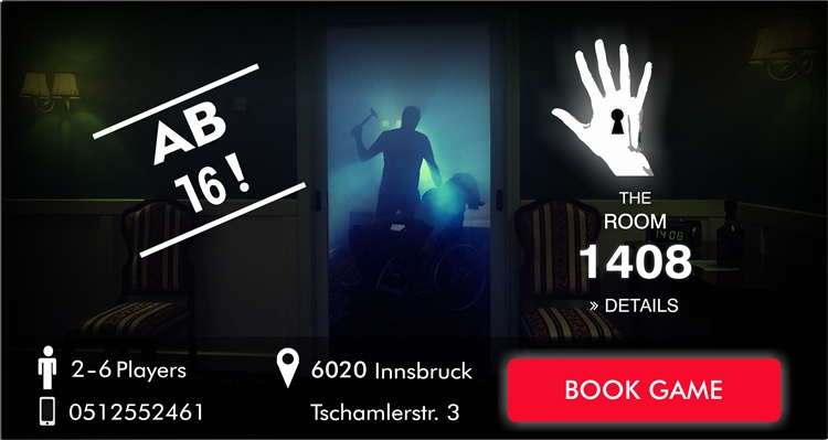Escape Game - The Room 1408