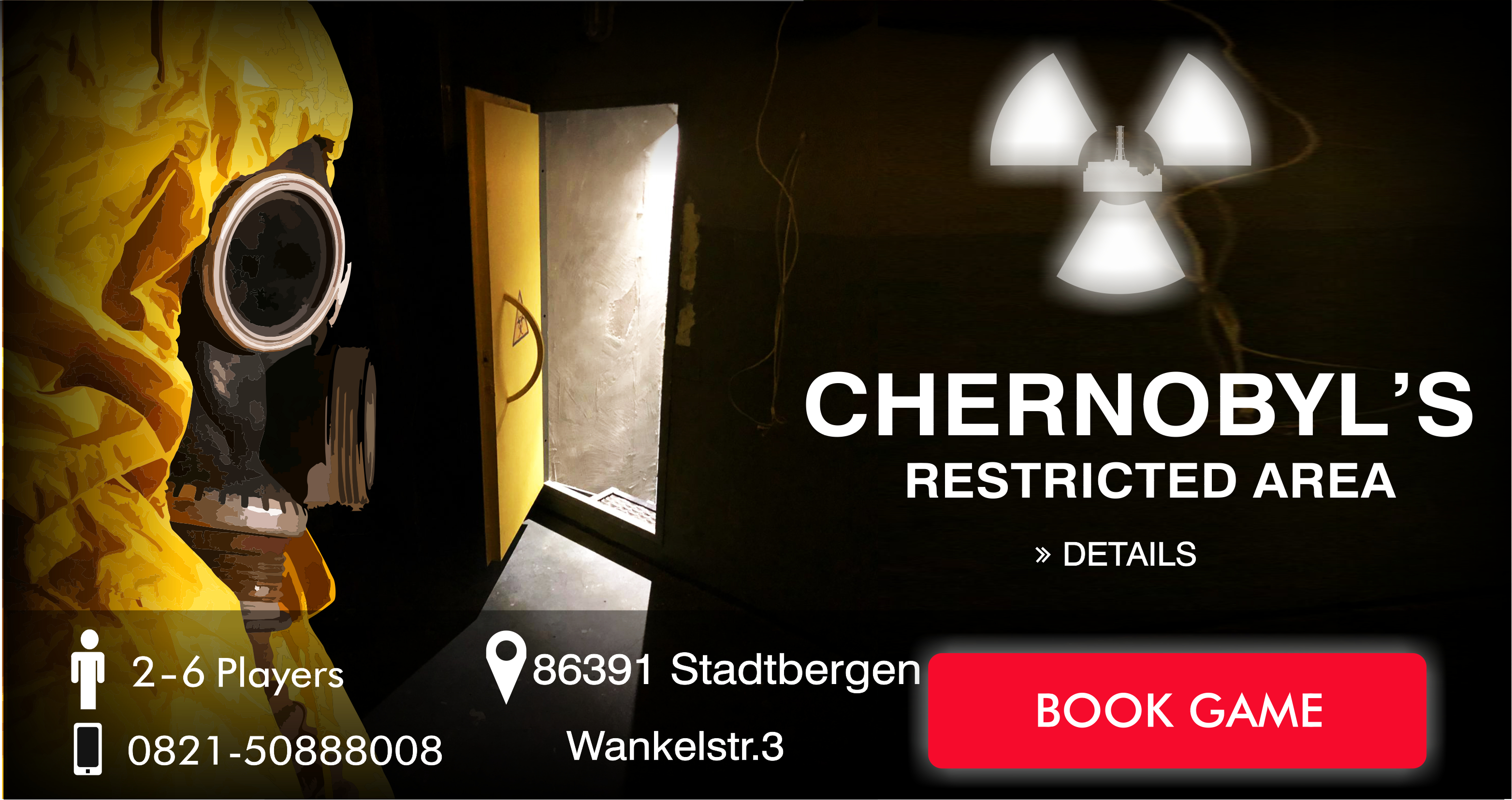 chernobyls restricted area escape game