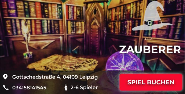 Escapegame Leipzig Der Zauberer