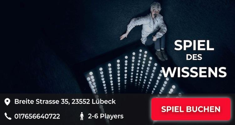 Escape Game Luebeck - Spiel des Wissens