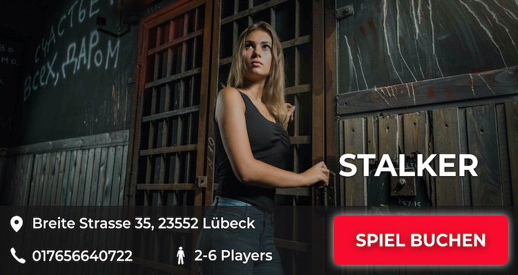 Escape Game Luebeck - Stalker