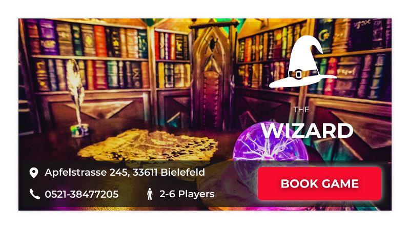 Escape Room The Wizard