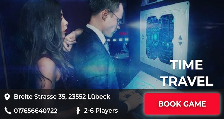 escape game luebeck time travel