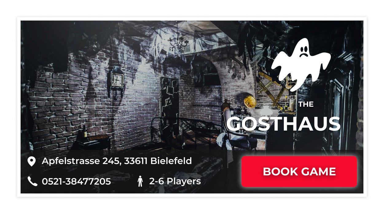 Escape Room Ghost House